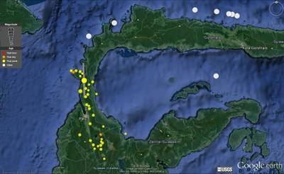Sulawesi Nachbeben
