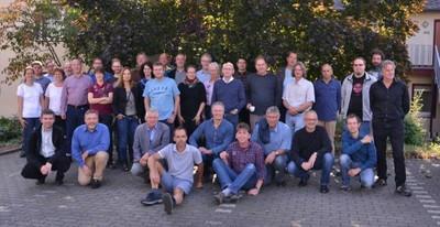 Teilnahme des Erdbebendienstes an deutscher Seismologentagung