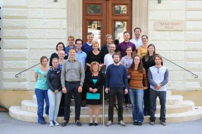 Klimaforschung Team