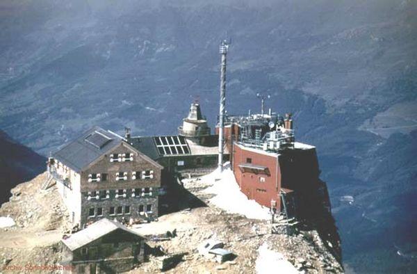 Sonnblick-Observatorium (© ZAMG)