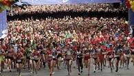 Frauenlauf im Wiener Prater