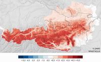 Dezember 2016 im Großteil Österreichs sonnig, trocken und mild