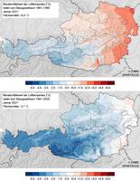Die neue Normalität im Klima: Klimanormalperiode 1991–2020