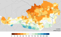 Einer der 25 wärmsten April-Monate der Messgeschichte
