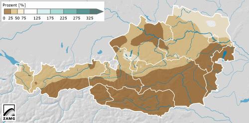 Extremer Dezember 2015: mild, sonnig, trocken, Waldbrandgefahr