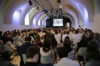 """""""FarbVerrückt"""" beim Citizen Science Award 2015"""
