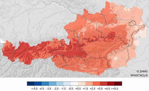 Februar 2017: sehr mild und größtenteils trocken