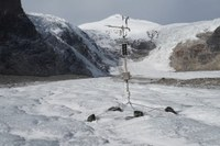 Gletscher heuer extrem stark geschmolzen