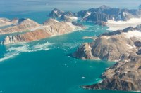 Gletscher Nordost-Grönlands heuer überdurchschnittlich stark geschmolzen