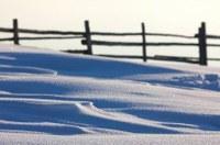 Große Schnee- und Regenmengen