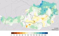 Juni 2020: größtenteils überdurchschnittlich nass und trüb