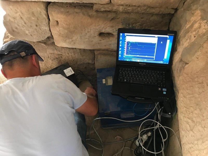 Klimaforschung zum Schutz von Kulturdenkmälern