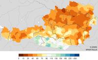 März 2020 mild, sonnig und größtenteils trocken