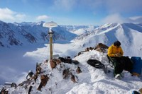 Neue automatische Kamera und Wetterstation unterstützen Gletscherforschung in Grönland