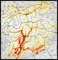 Neuer Klimaatlas für Tirol, Südtirol und Belluno