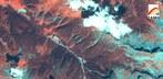 Neuer Umweltsatellit zeigt Ausmaß der Muren im Gasteiner Kötschachtal
