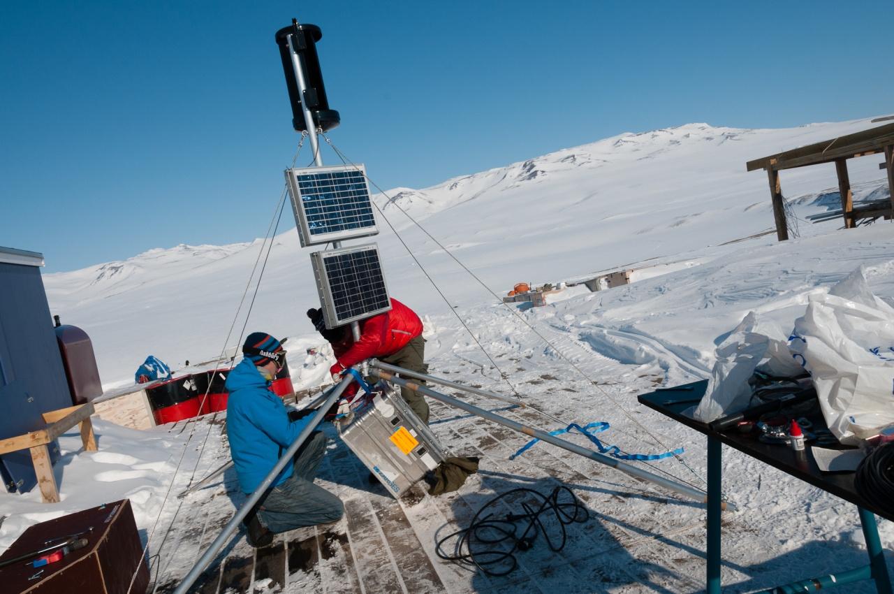 Neues Institut für Österreichische Polarforschung