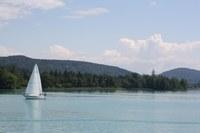 Österreichs Seen werden immer wärmer