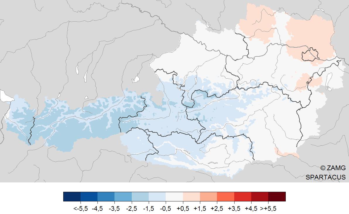 Oktober 2020 feucht und trüb
