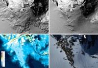 Relativ viel Winter-Schnee auf den Gletschern