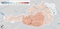 Rückblick Jänner: mild, feucht, trüb