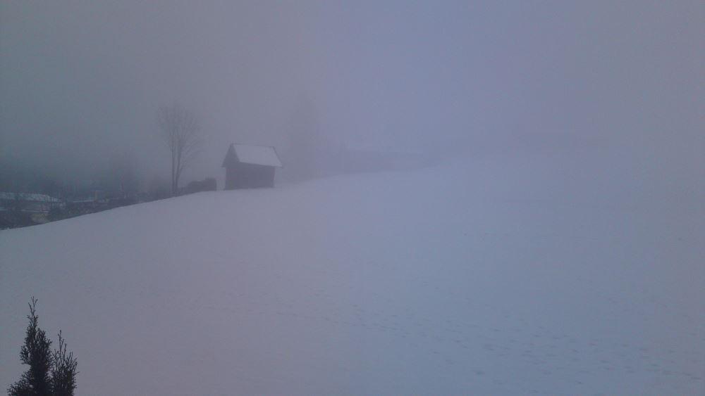 Wie normal sind Schnee und Frost im April?
