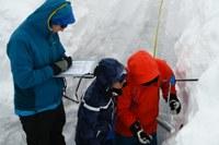 Winter-Gletscherbilanz: zehn Prozent weniger Schnee