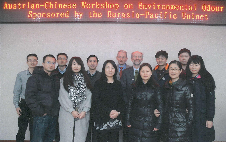 2. Chinesisch-Österr. Workshop über Gerüche in der Umwelt