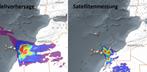 Modernste Satellitendaten und Modellvorhersagen bieten einen neuen Blick auf Saharastaub und Luftschadstoffe