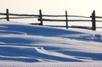 Am Samstag starker Schneefall im Süden