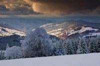 Am Wochenende kalt und im Bergland winterlich