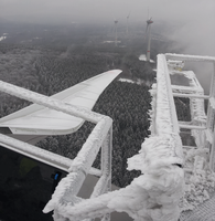 ICE CONTROL: Projekt zur Prognose von Vereisung an Windkraftanlagen