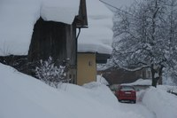 Im Osten teils extrem viel Schnee