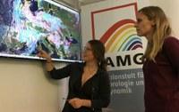 Internationales Online-Training für Gewittervorhersage