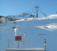 Neue Wetter-Station in Lech/Arlberg