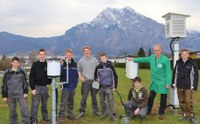 Neue Wetterstation im Salzkammergut
