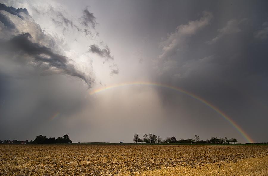 Wetterumschwung am langen Wochenende