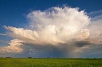 Wochenend-Wetter: Hitze, Gewitter und am Sonntag im Westen mit Regen Abkühlung