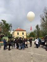 Zusätzliche Aufstiege von Wetterballons um Ausfall von Flugzeug-Daten auszugleichen