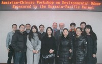 2nd Chinese-Austrian Workshop on Environmental Odour