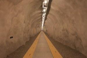Conrad Observatory-Tunnel