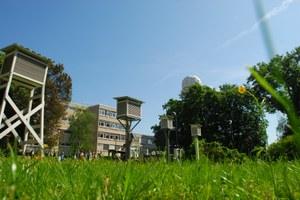 ZAMG - Hohe Warte, Vienna: measuring garden and Kreil House