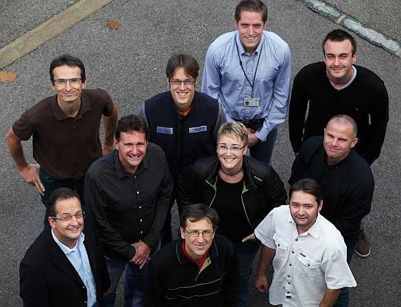 Carinthia's team