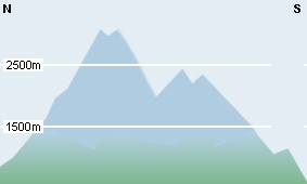Prognosekarte heute für die Steiermark
